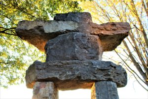 Beautiful Inukshuk